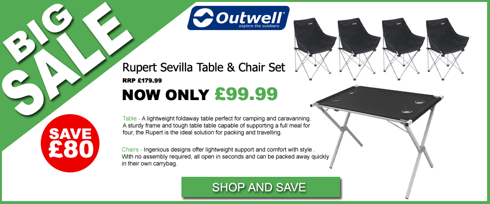 Sevilla Table and Chairs