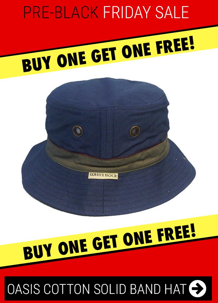 Oasis Cotton Hat