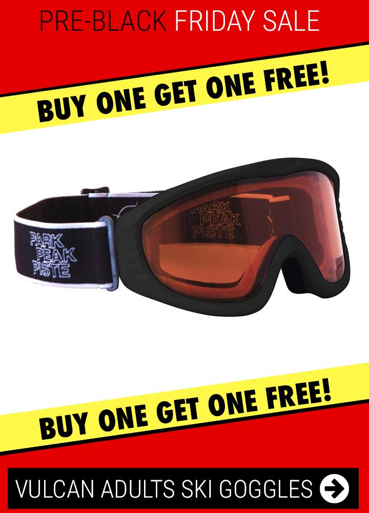 Vulcan Ski Goggles