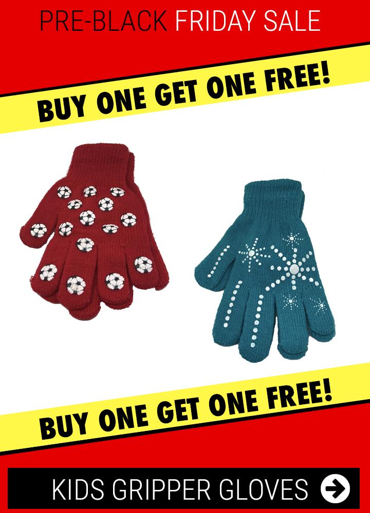 Kids Gripper Gloves