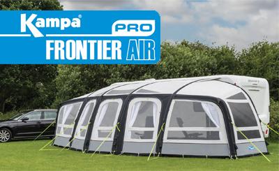 Kampa Frontier Awning 2017