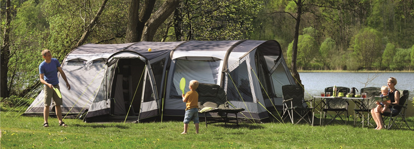 Outwell 2017 Tent Collections