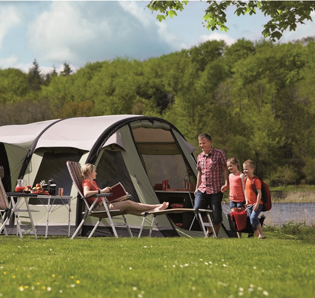 & New Inflatable Tents From Outwell - Smart Air