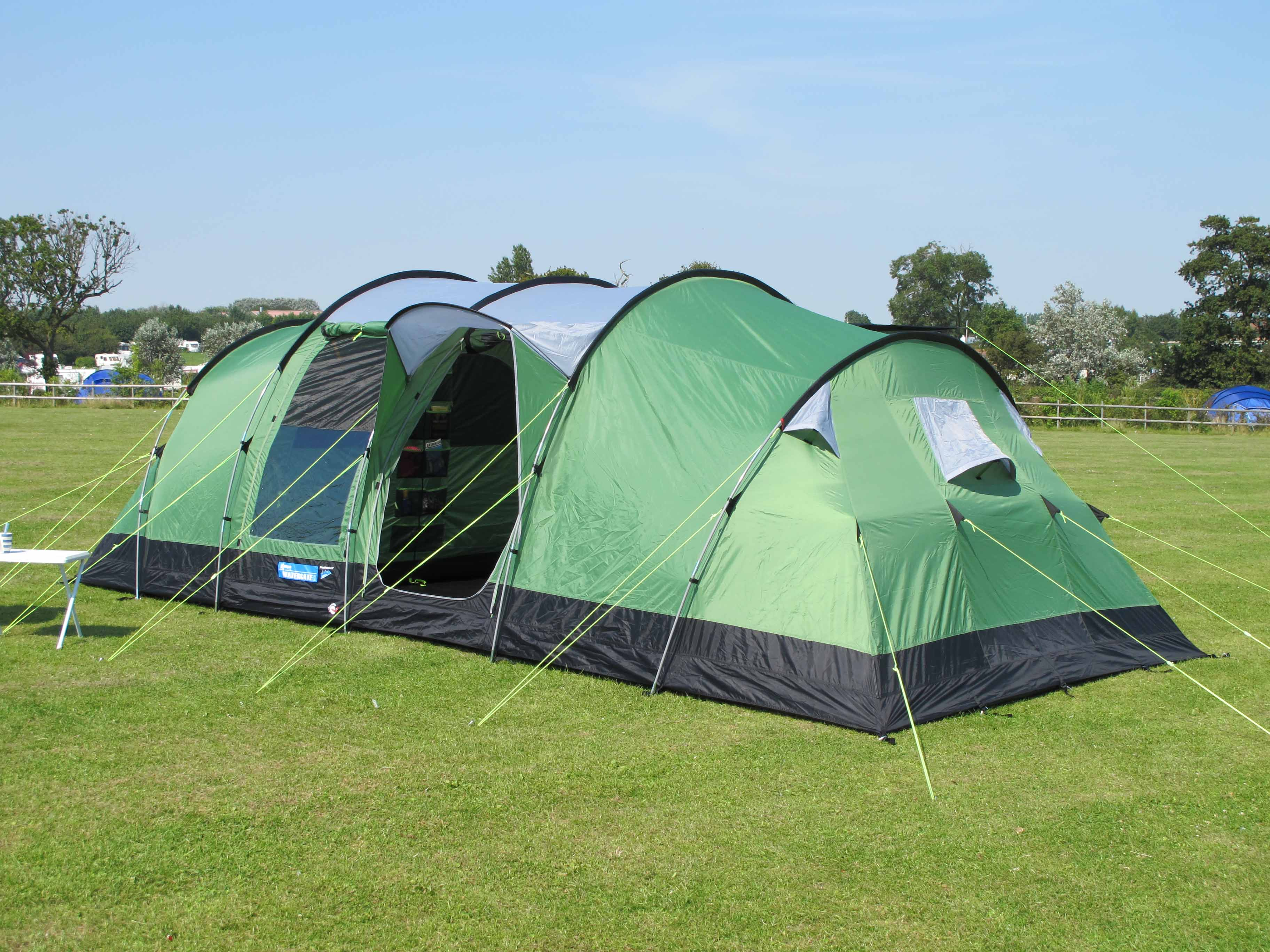 Brand New Kampa 2013 Tents Unveiled