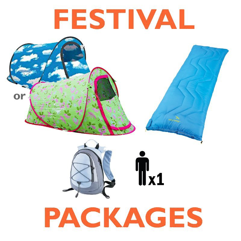 Our range of Pop-Up tents allows for you erect the tent in record timing and if youu0027re a bit clever you can even fit a double airbed inside just in case ...  sc 1 st  C&ing World & The Lone Camper isnu0027t all what it seemsu2026