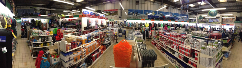 ... and features a fully fitted caravan servicing department open for booking throughout the year. The main C&ing World store at Horsham is ... & Horsham Store West Sussex
