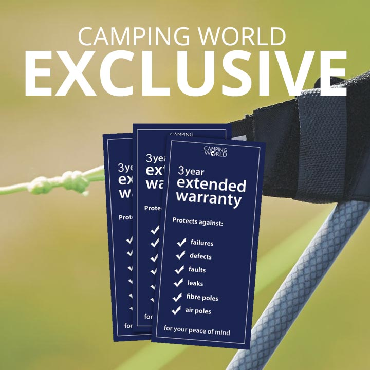 Camping World 3 Year Extended Warranty