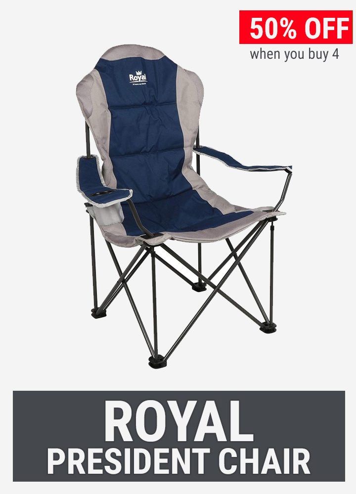 Royal President Chair