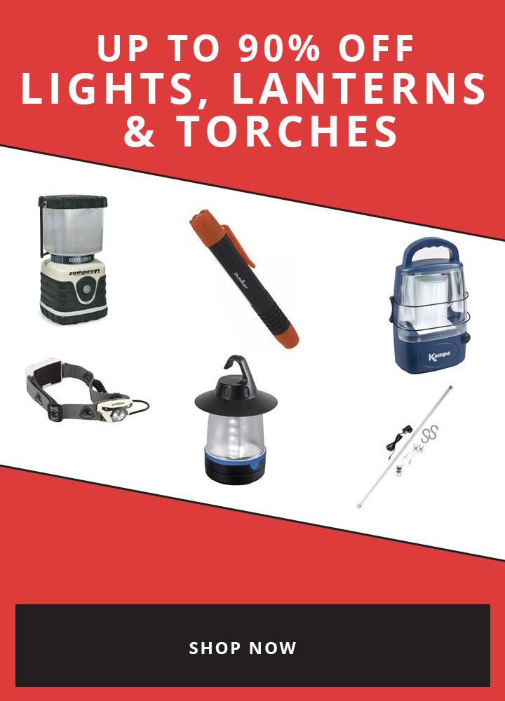 TORCHES SALE