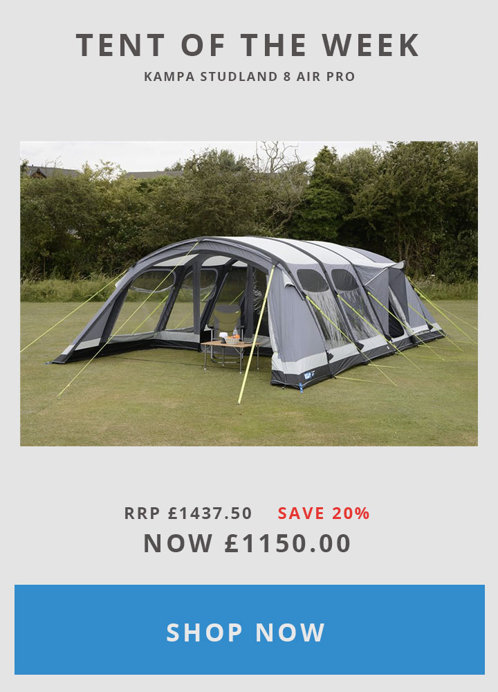 Tent of the week