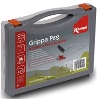 Kampa Grippa Peg 2019 (Option: Grippa peg set 20 peg set)