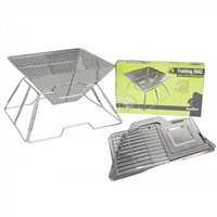 Summit Folding BBQ with Carry Bag