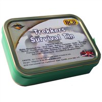 BCB Adventure Trekkers Survival Tin (NATO)