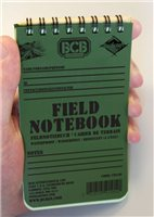 BCB Adventure Field Notepad