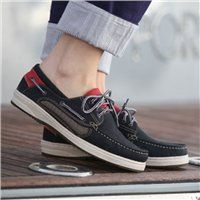 Chatham Panama Deck Shoe
