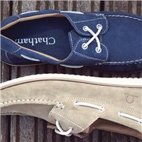 Chatham Portland Suede Boat Shoe