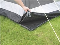 Outwell Paradise Road Footprint Groundsheet 2014