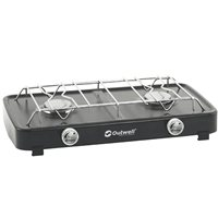 Outwell Gourmet Cooker 2-Burner Stove