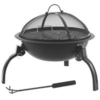 Outwell Cazal Fire Pit M BBQ