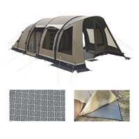 Outwell Harrier L Air Tent Package Deal 2015 Smart Air