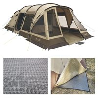 Outwell Kensington 6 Tent Package Deal 2014