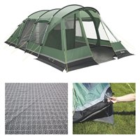 Outwell Glendale 7 Tent Package Deal 2014