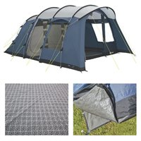 Outwell Whitecove 6 Tent Package Deal 2015