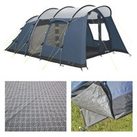 Outwell Whitecove 5 Tent Package Deal 2015