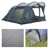 Outwell Rockwell 5 Tent Package Deal 2015