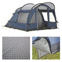 Outwell Rockwell 3 Tent Package Deal 2015