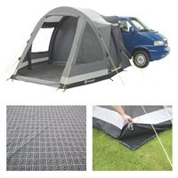 Outwell San Diego Freeway Air Awning Package Deal 2015 Smart Air