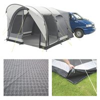 Outwell Hollywood Freeway Air Awning Package Deal 2014 Smart Air