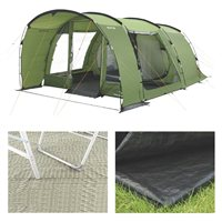 Easy Camp Boston 500 Tent Package Deal 2014