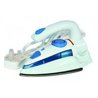 Quest Dual Voltage Travel Iron