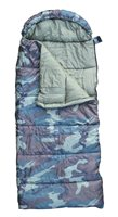 Kampa Junior Camo Sleeping Bag