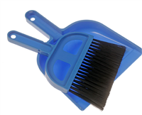 Kampa Bristle Dustpan and Brush