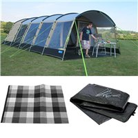 Kampa Croyde 8 Classic Package Deal 2015