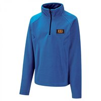 Bear Grylls by Craghoppers Kids Junior Trail Half-Zip Fleece
