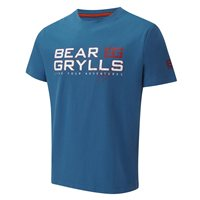 Bear Grylls by Craghoppers Live Your Adventure Kids T Shirt