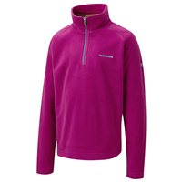 Craghoppers Girls Iskara Half Zip Microfleece