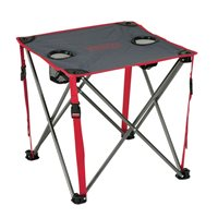 Wenzel Portable Event Table with built-in Cup Holders