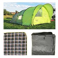 Olpro Cocoon 4 Tent Package Deal
