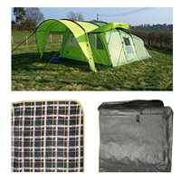 Olpro Cocoon 8 Tent Package Deal