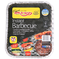 Bar Be Quick Instant Disposable Barbecue (Option: Standard)