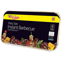 Bar Be Quick Instant Disposable Barbecue
