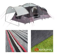 Sprayway Glen 4 Tent Package Deal