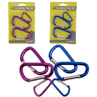 Summit Carabiner  Set