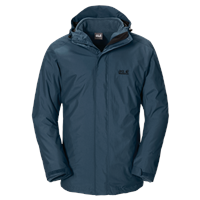 Jack Wolfskin Iceland 3 in 1 Mens Jacket
