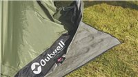 Outwell Clipper M Footprint Groundsheet 2015