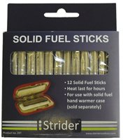 Strider Solid Fuel Rods 12 Pack